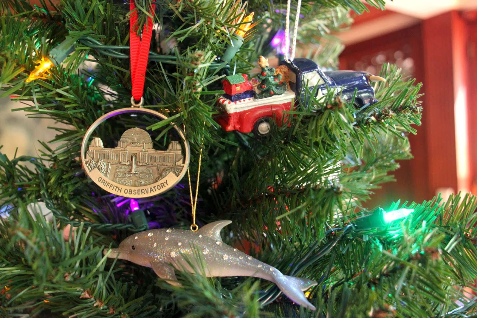 THE Eunice Burns: Our Married Life in Ornaments
