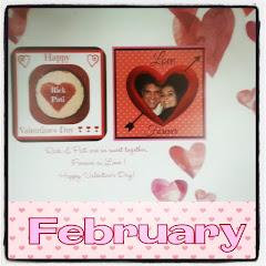 February  ❤ Love
