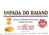 EMPADA DO BAIANO