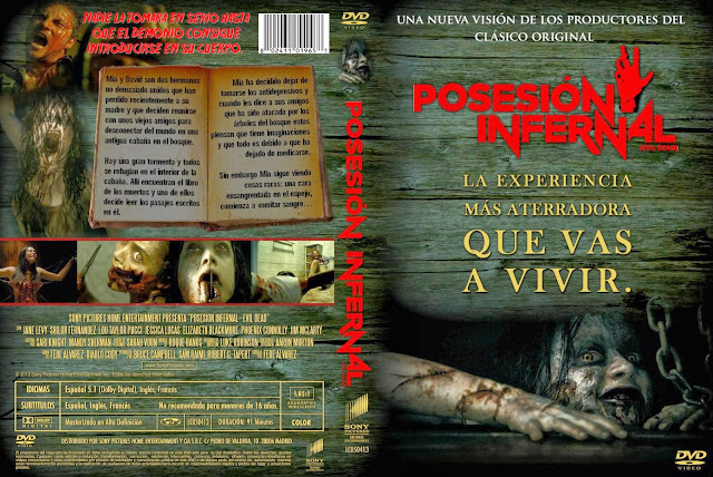 Posesion Infernal Dvd 2013