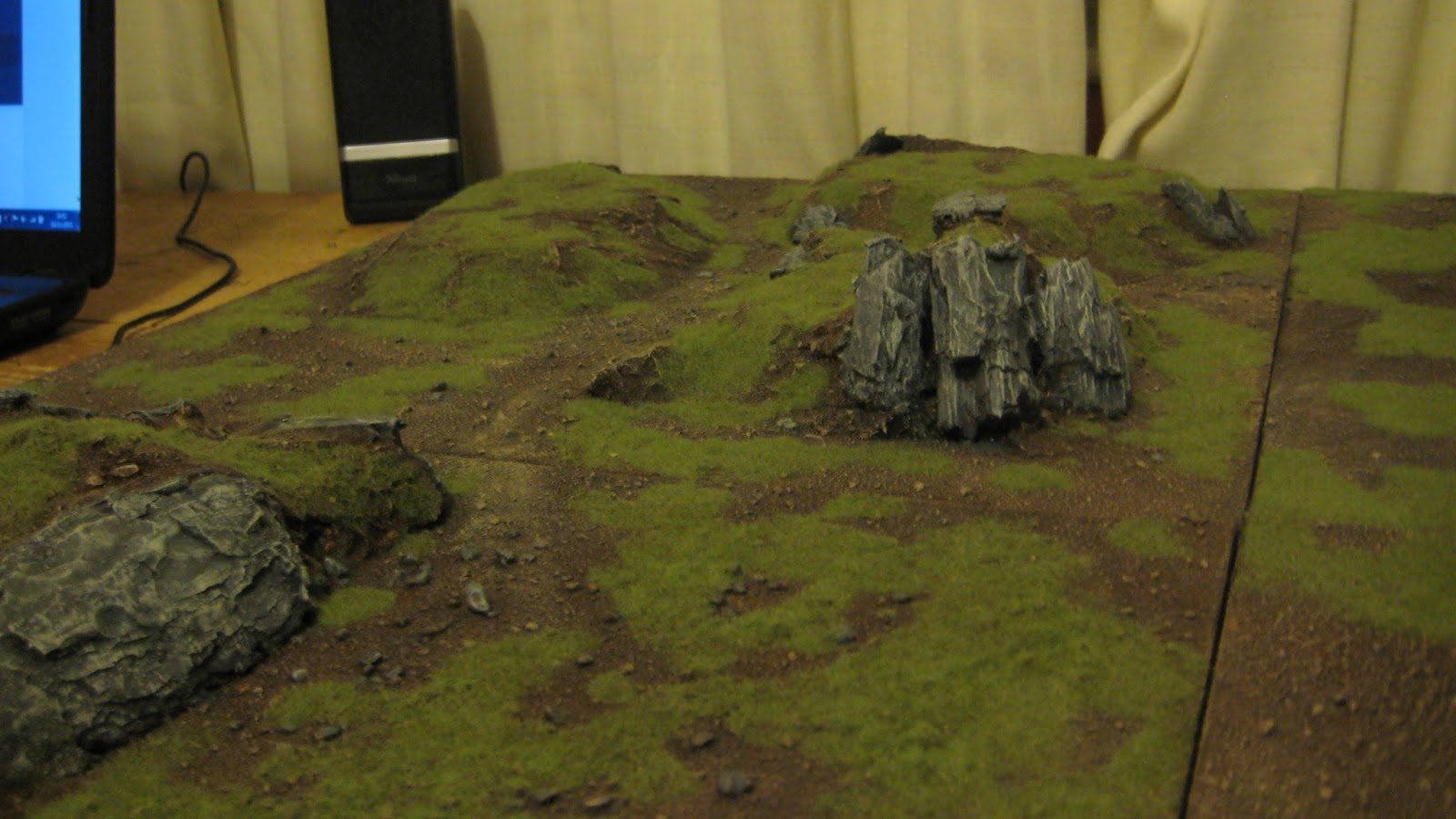 Stealthy Chinwag My First Home Terrain Boards