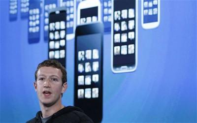 Mark Zuckerberg Sumbang USD$ 1 Miliar Untuk Amal