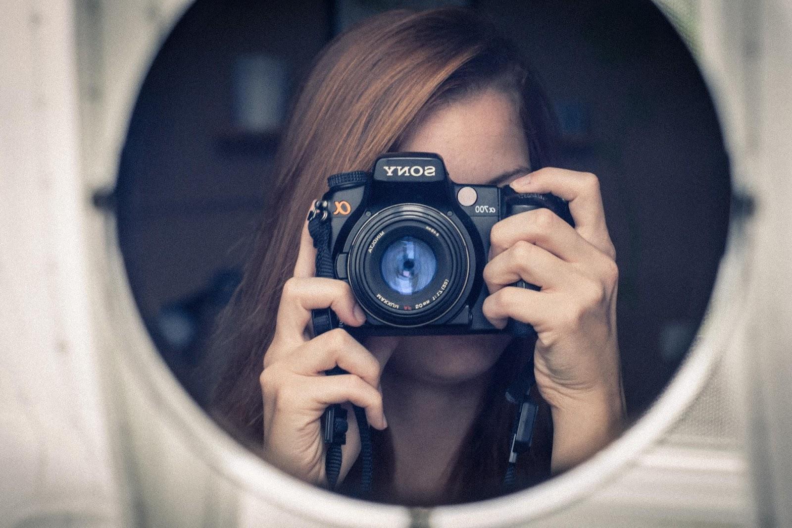 Como vivir de las fotos online