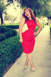 Macy's dress Red project