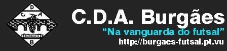 .:: Burgães Futsal - Vale de Cambra ::.