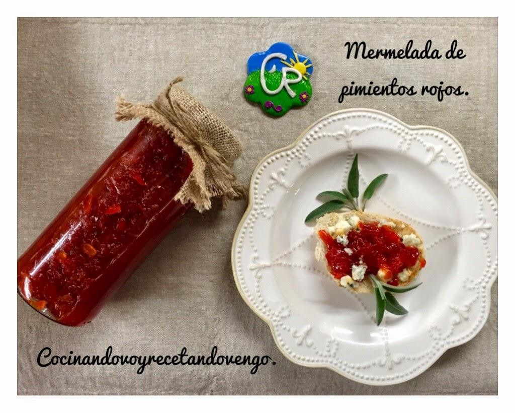 La cuchara de plata cocinar en casa es - Mermelada de pimientos rojos ...