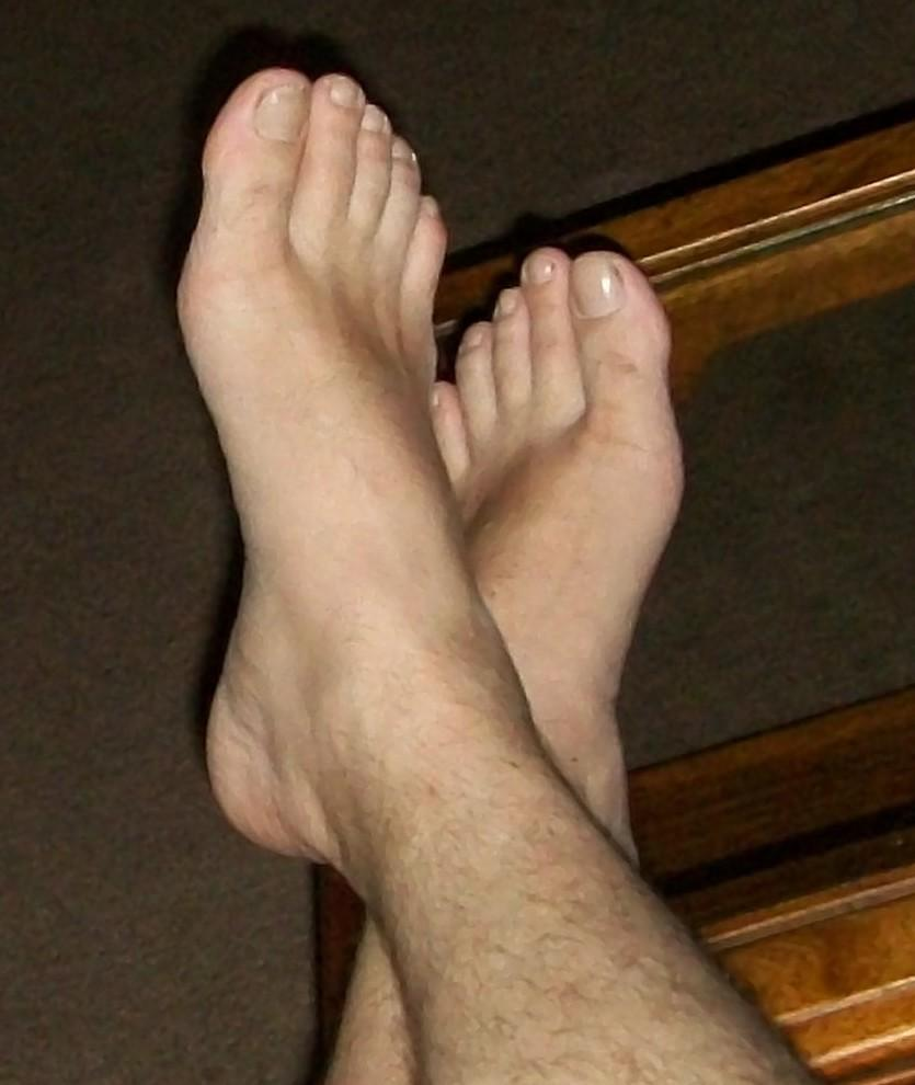 Naughty feet pics
