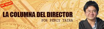 La columna de Percy Taira