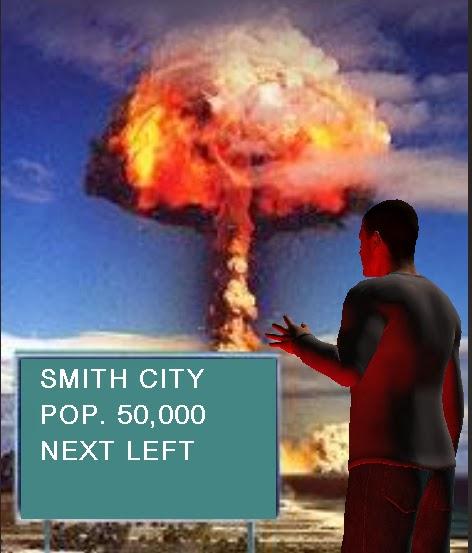 meteor explosion