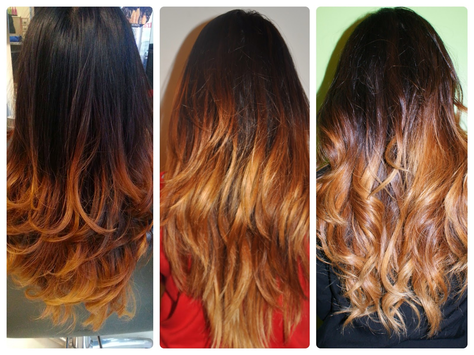 Hair Diaries How To Manage Maintain Ombre Hair The Desi Dossier