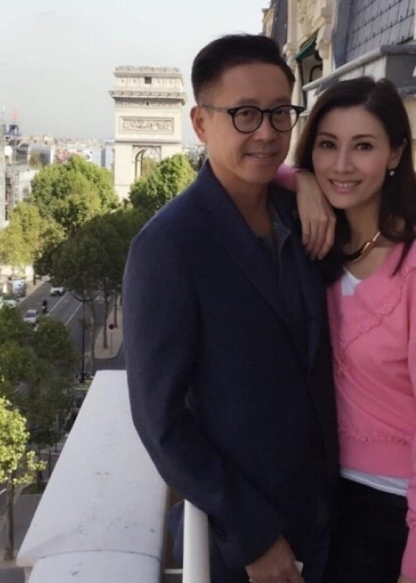 Asian E-News Portal: Michelle Reis and her spouse, Julian ...