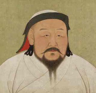 kaisar mongol terbesar