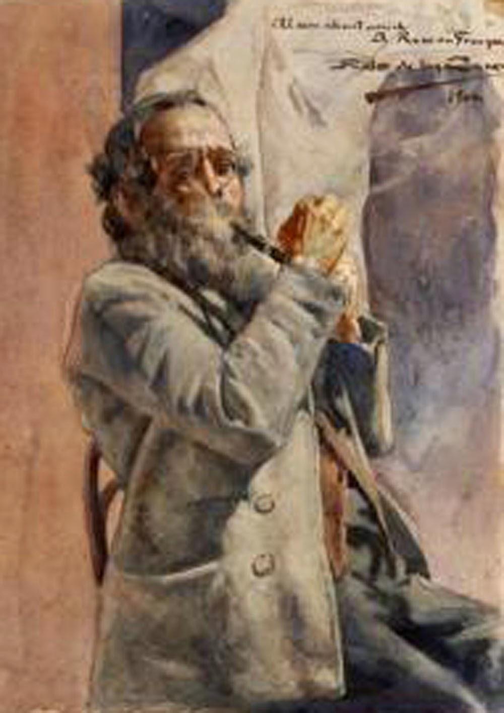 Ernest Soler de las Casas, Maestros españoles del retrato, Pintor español