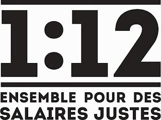 Iniciativa ciudadana 1:12 en Suiza por un salario justo