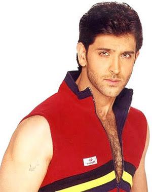 Top World Celebrities Hrithik Roshan Bollywood Superstar