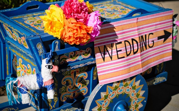 MEXICAN WEDDING INSPIRATION BOARD