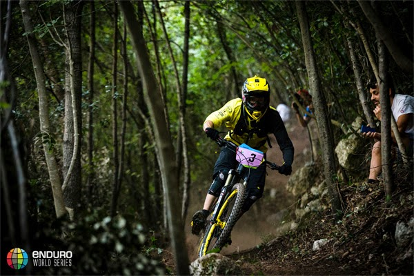 2014 Enduro World Series: Finale Ligure, Italy - Day 1 Highlights