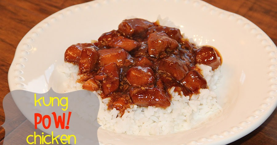 how to make kung pow chicken