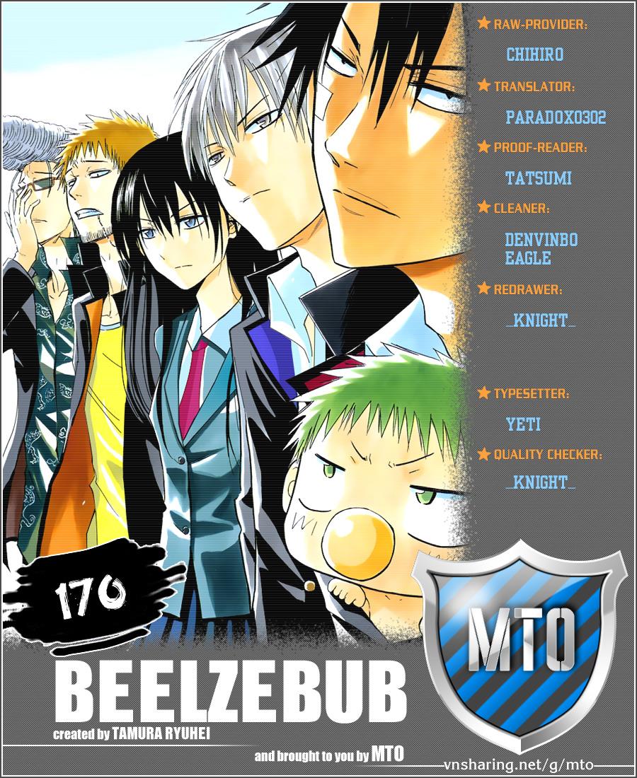 Vua Quỷ - Beelzebub tap 170 - 1