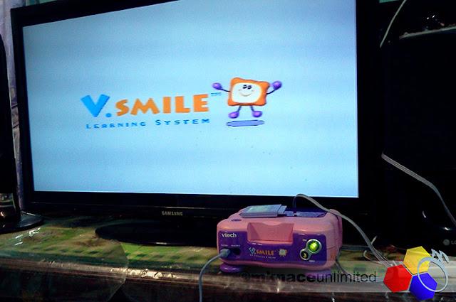 mknace unlimited   VTech V.Smile System
