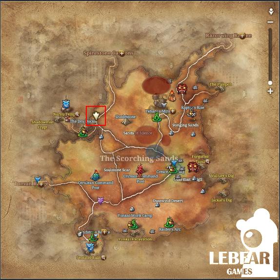 LeBear Plays Tree of Savior