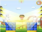 Tiết mục của Dora, game vui