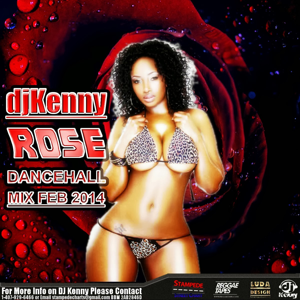 Dj Kenny - Rose Dancehall Mix