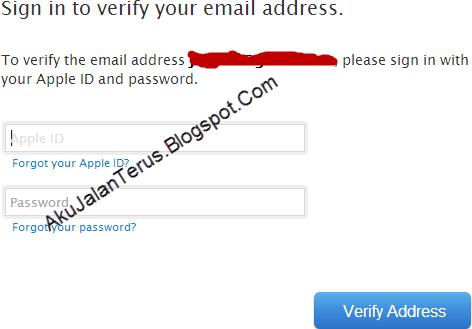 Cara Membuat Apple ID Gratis Tanpa Kartu Kredit (Credit Card) Dengan ...