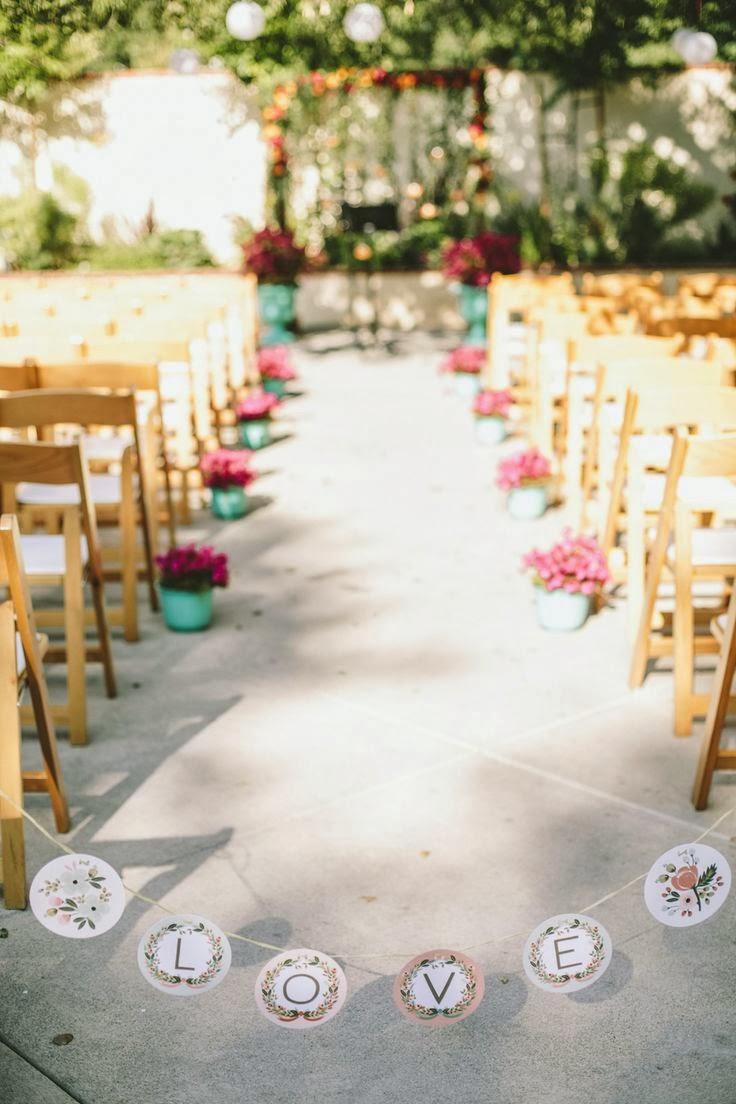 Guia Festas e Eventos: DIY: casamento econ?mico - fa?a ...