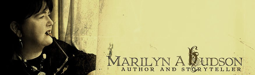 MARILYN A. HUDSON: The Writing side