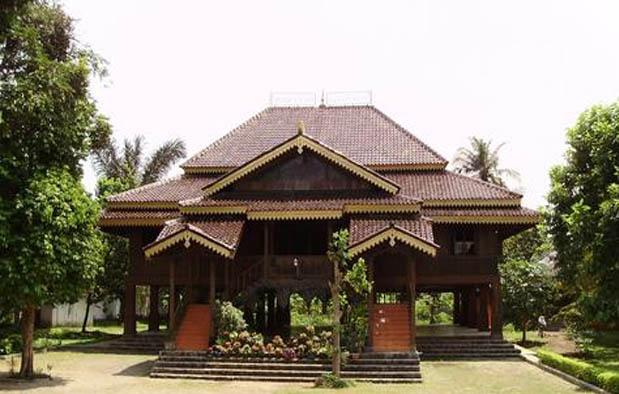 Rumah Adat di Indonesia rakyat