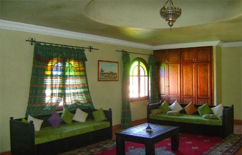 D coration villa marocaine 2014 d coration platre maroc for Decoration platre marocain 2014