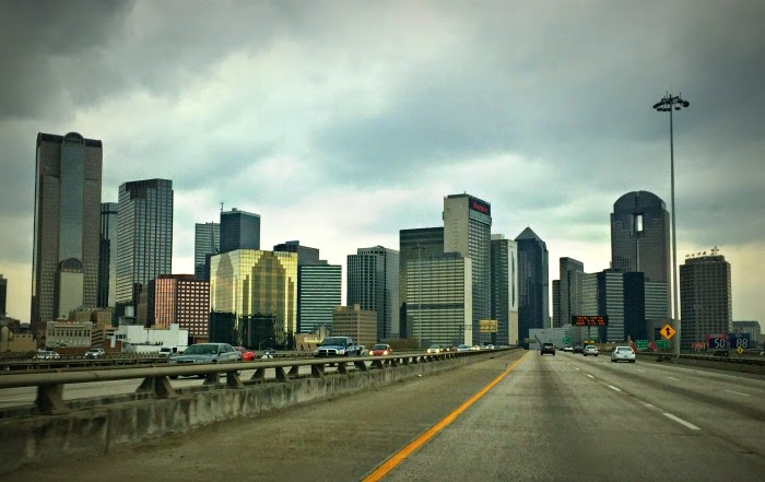 Dallas Tx roadtrip!