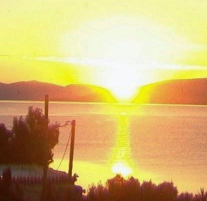 Σήμερα η ανατολή του ηλίου στην Ερμιόνη είχε δυο φορές την ΕΛΠΙΔΑ...