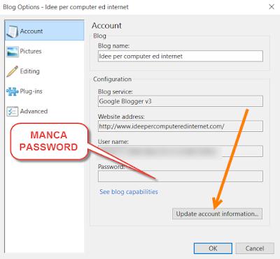 aggiornamento-password