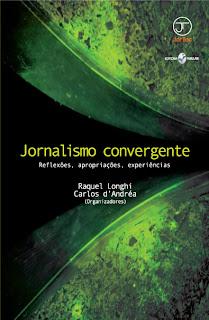 """Livro """"Jornalismo convergente"""""""