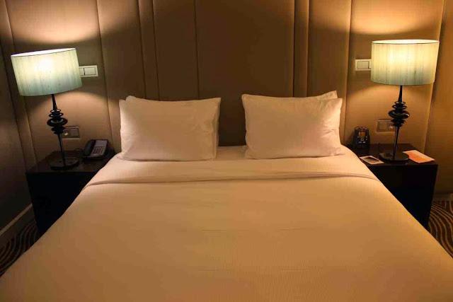 Ein bequemes Bett im Executive Zimmer © Copyright Monika Fuchs, TravelWorldOnline