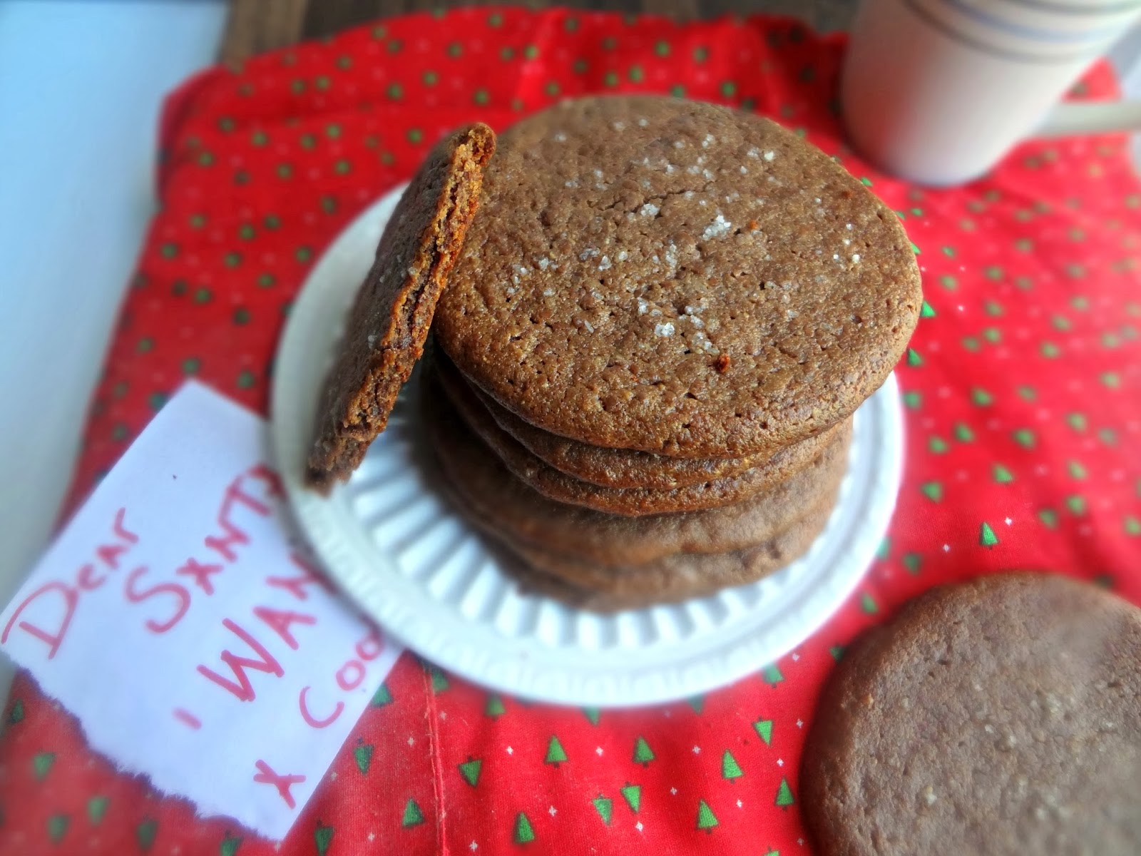 The Cooking Actress: 2 Ingredient Peanut Butter Cup Cookies