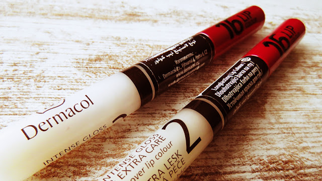 DERMACOL 16H Lip Colour rúž