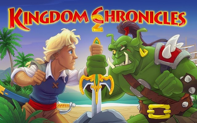 Kingdom Chronicles 2 Gameplay IOS / Android