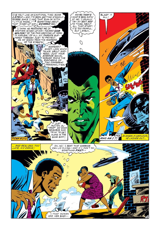 Captain America (1968) Issue #276 #192 - English 22
