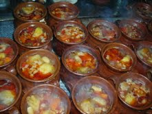 tashkent shurpa served in clay pots millily taom