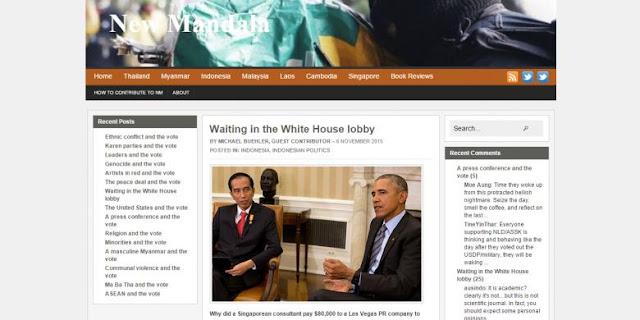Yayat Biaro : Publik Perlu Tahu, Pembayar Lobi Kunjungan ke AS