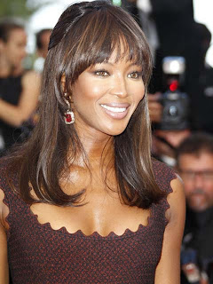 Naomi Campbell turns fashion designer
