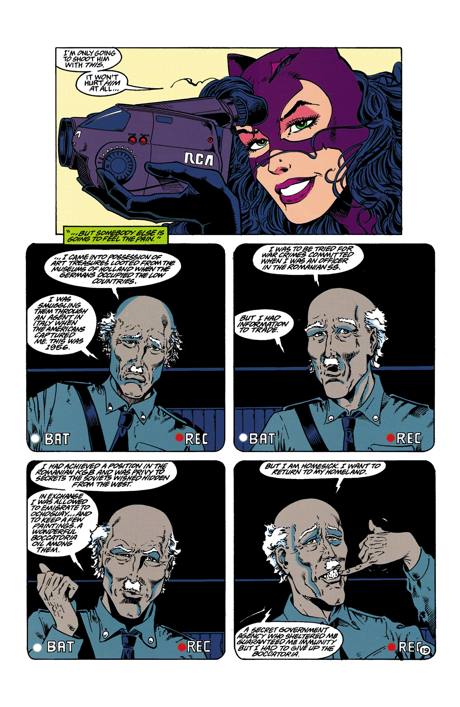 Catwoman (1993) Issue #19 #24 - English 19