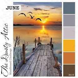 June Mood Board Challenge