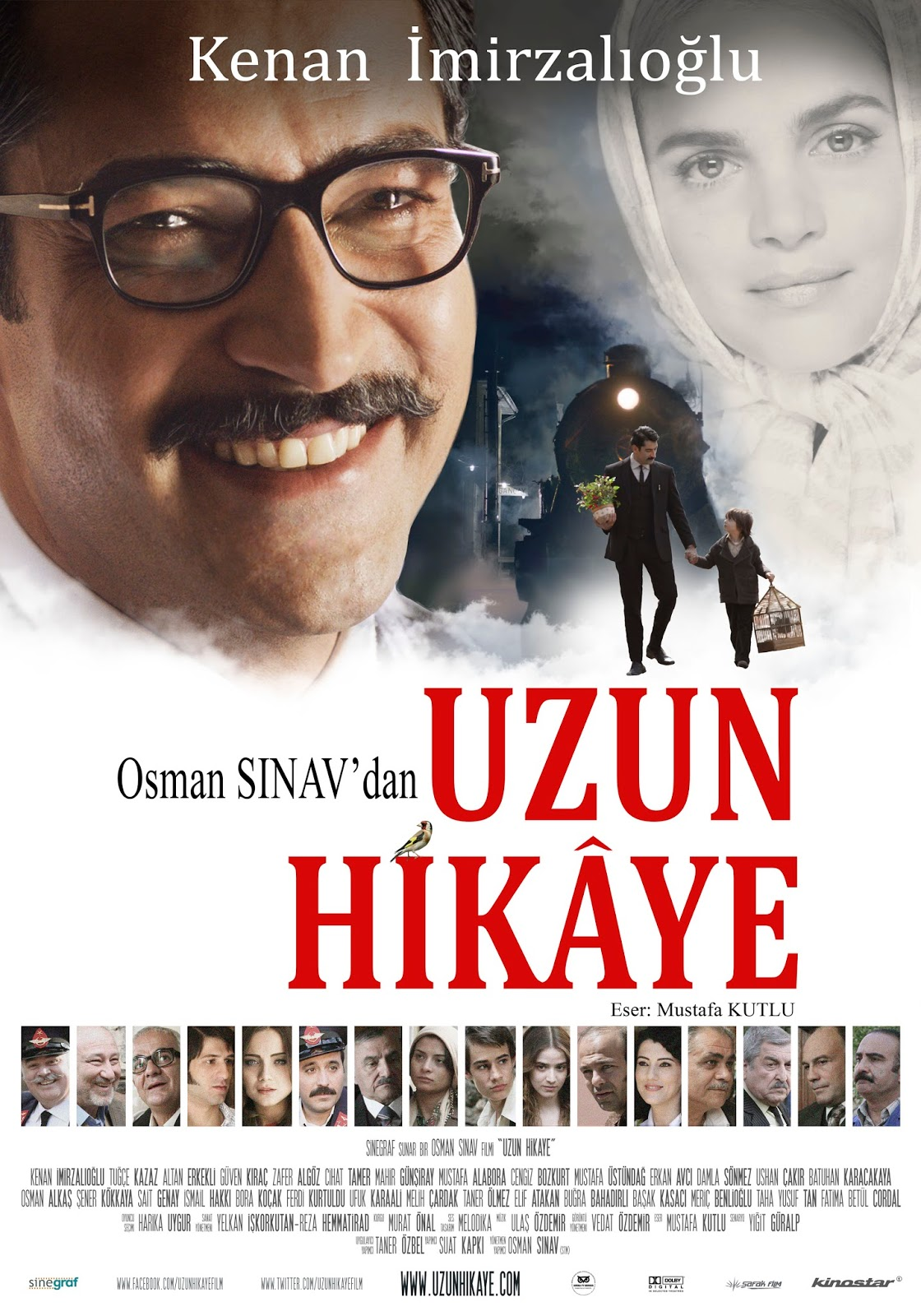 Pelicula Uzun hikâye (una larga historia) 2012 online