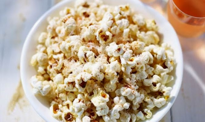 http://www.thedailymeal.com/garlic-and-parmesan-popcorn