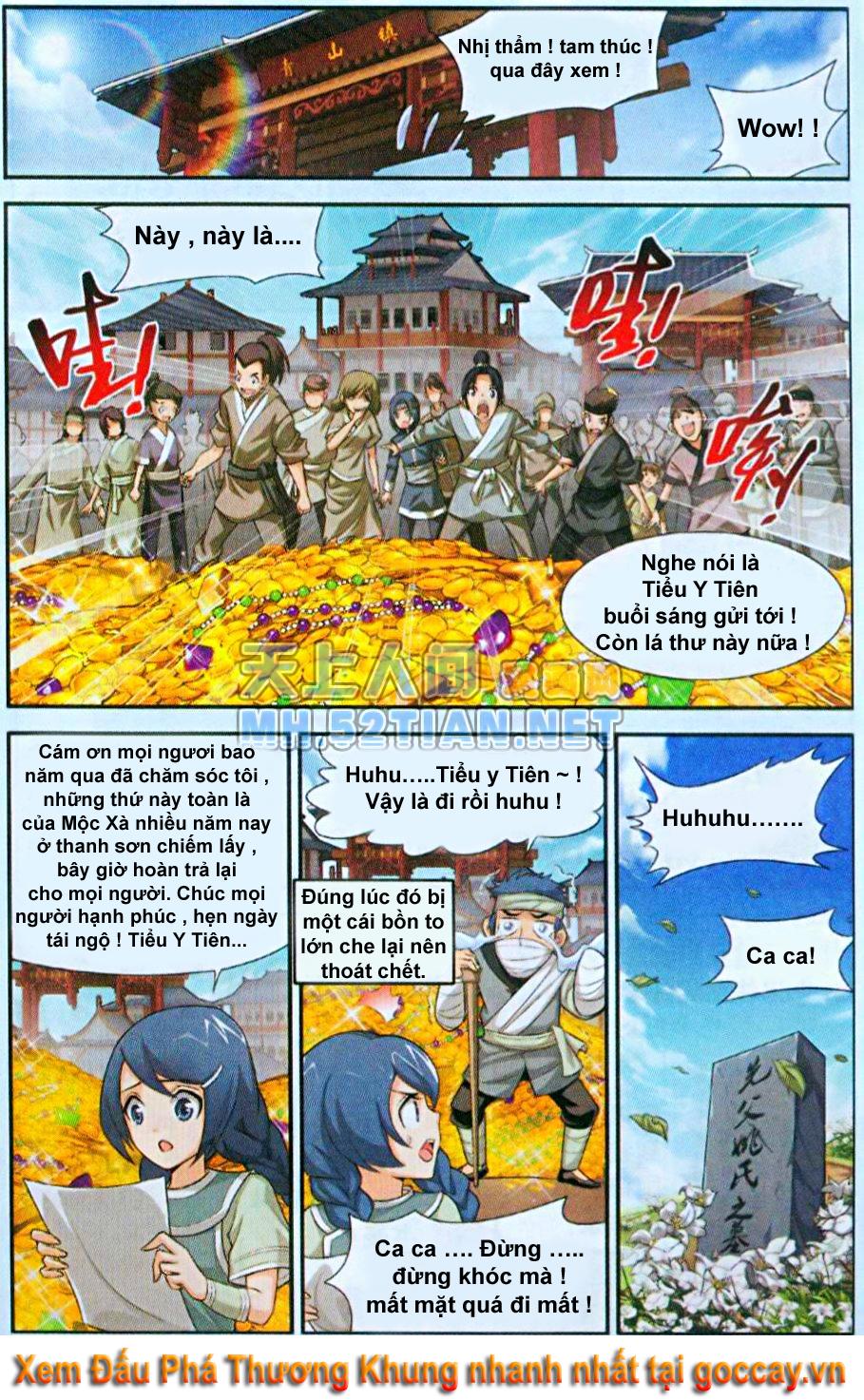 Đấu Phá Thương Khung chap 34 page 21 - IZTruyenTranh.com