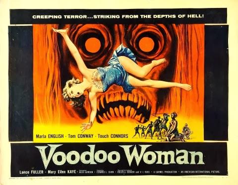 Poster - Voodoo Woman (1957)